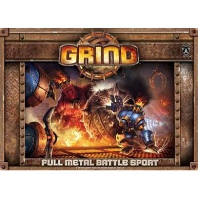 Grind - Full Metal Battle Sport Board Game