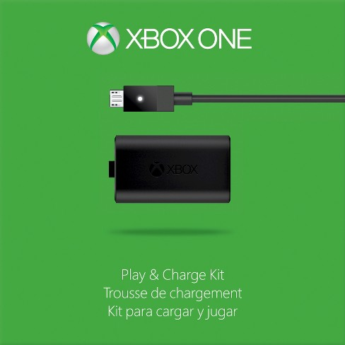 Xbox One Play and Charge Kit Xbox One - image 1 of 7
