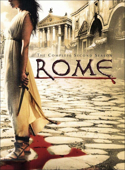 Rome: The Complete Second Season [5 Discs] - image 1 of 1