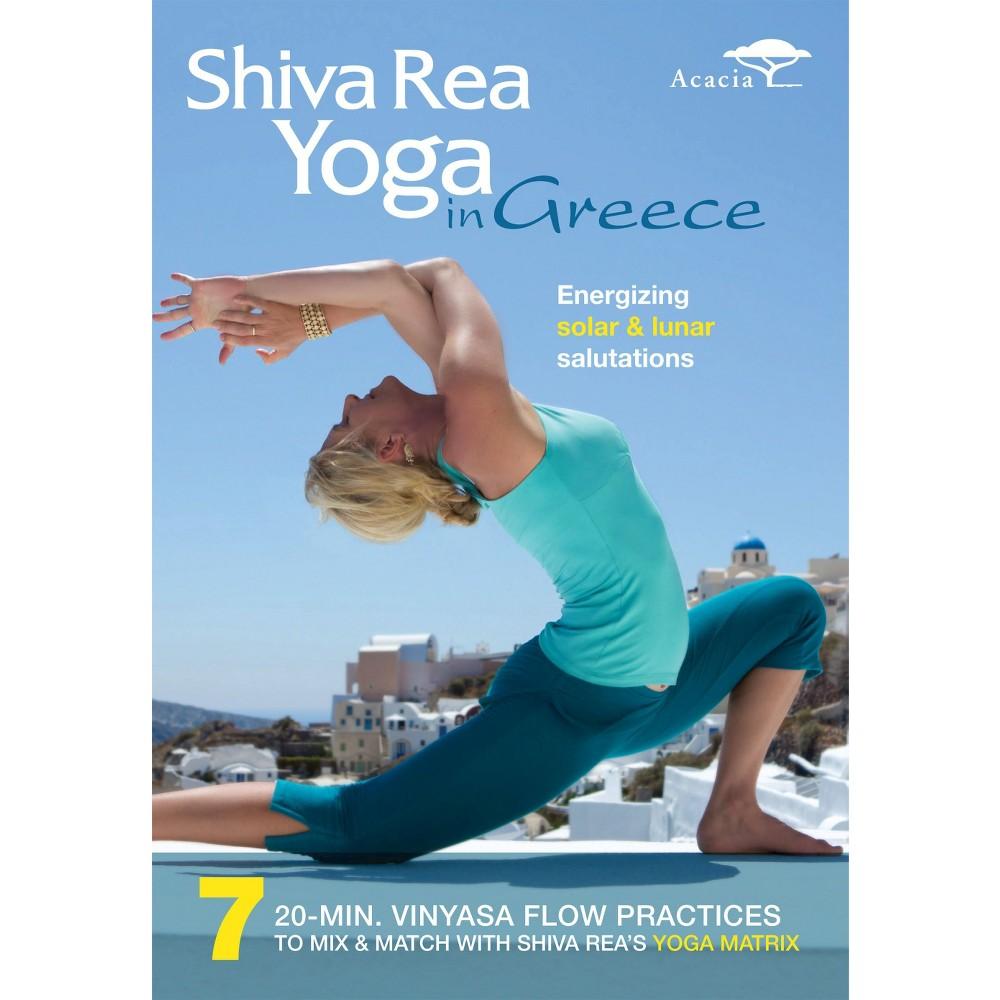 Shiva Rea:Yoga In Greece (Dvd)