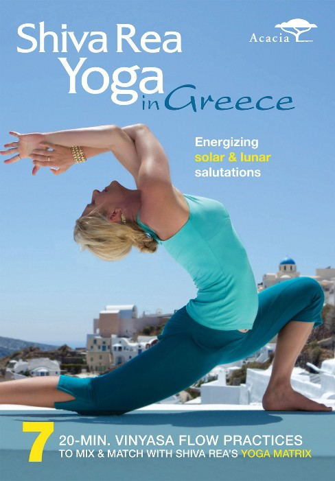 Shiva rea:Yoga in greece (DVD) - image 1 of 1
