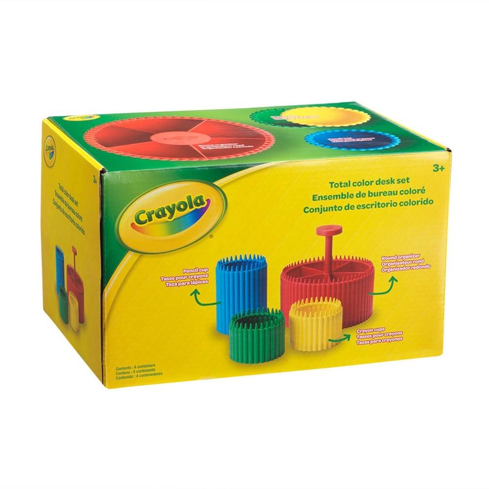Image of Total Color Desk Set - Crayola