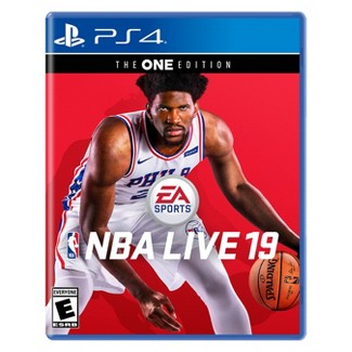 NBA Live 19 - PlayStation 4