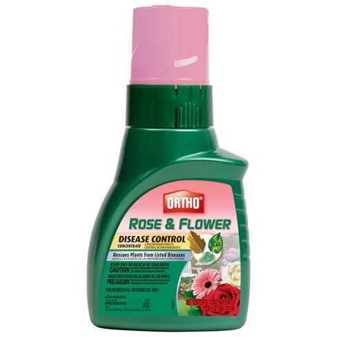 Ortho Rose & Flower Disease Control Concentrate - image 1 of 4