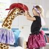 Melissa & Doug Giant Giraffe - Lifelike Stuffed Animal - image 2 of 4