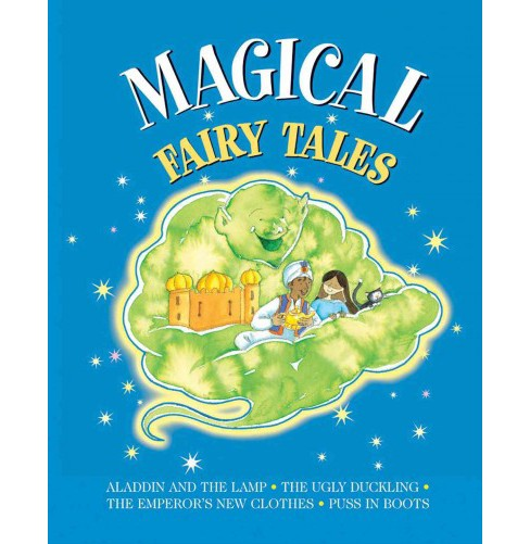 Magical Fairy Tales : Aladdin and the Lamp / The Ugly Duckling / The Emperor's New Clothes / Puss in - image 1 of 1