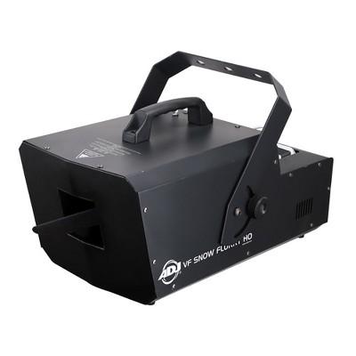 ADJ VF Snow Flurry HO 1250 Watt Snow Machine with 2.3 Liter Snow Fluid Tank and Remote