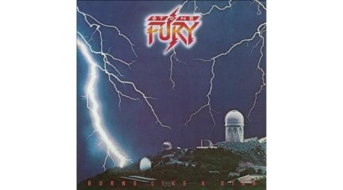 Stone Fury - Burns Like A Star (CD) - image 1 of 1