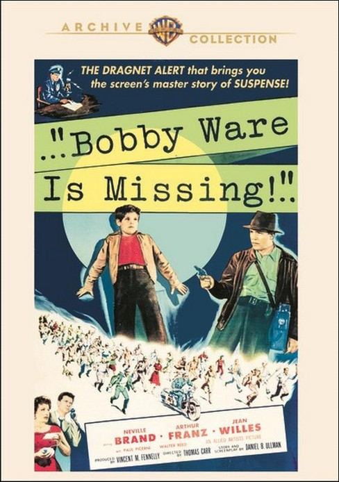 Bobby ware is missing (DVD) - image 1 of 1