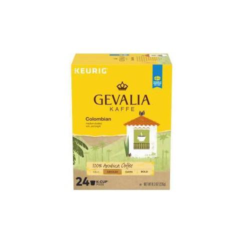 Gevalia Colombia Medium Roast Coffee Pods - 24ct - image 1 of 4