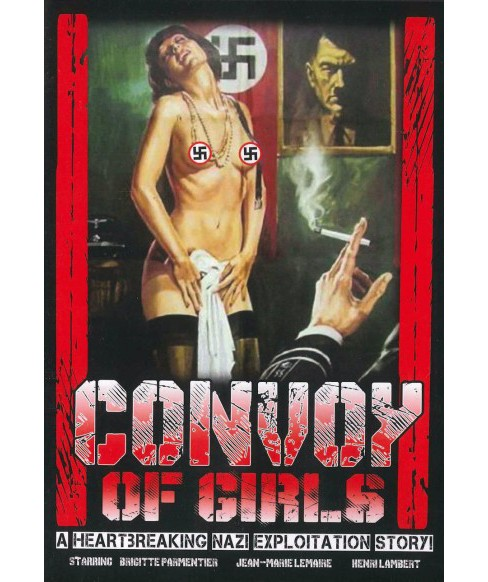 Convoy Of Girls (DVD) - image 1 of 1