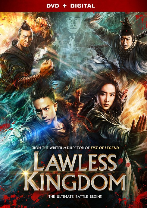 Lawless kingdom (DVD) - image 1 of 1