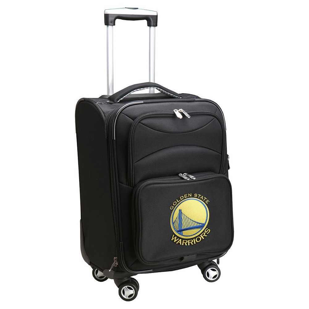 NBA Golden State Warriors Mojo Spinner Carry On Suitcase