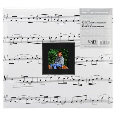 """Music-Theme Album - 12x12"""""""