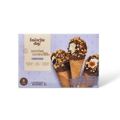 Variety Ice Cream Cones - 8ct - Favorite Day™