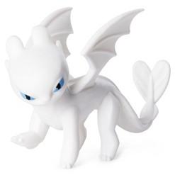DreamWorks Dragons Mystery Dragons Lightfury Collectible Mini Dragon Figure