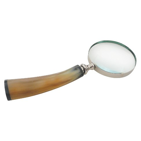 Horn Handle Magnifying Glass - image 1 of 1