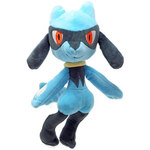 Pokemon Series 4 Riolu 9-Inch Plush : Target