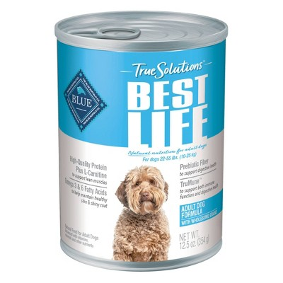 Blue Buffalo True Solutions Best Life Wet Dog Food - 12.5oz