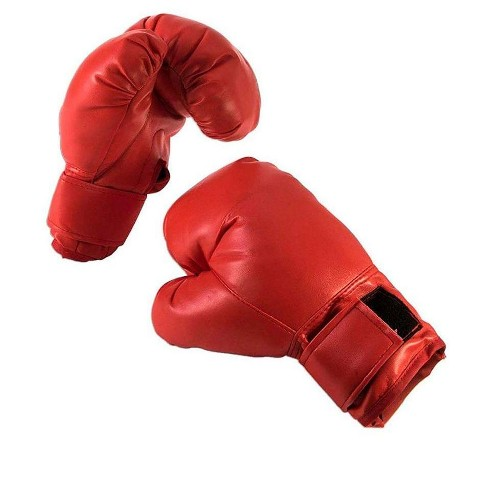 Forum Novelties Red Boxing Gloves Adult Costume Accessory - image 1 of 1