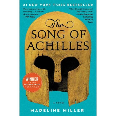 The Song of Achilles - (P.S.) by Madeline Miller (Paperback)