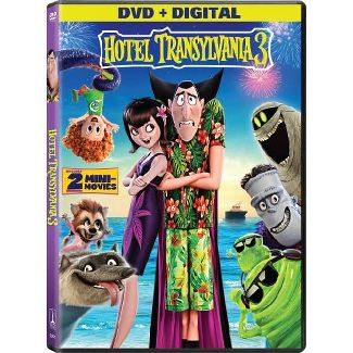 Hotel Transylvania 3 (DVD)