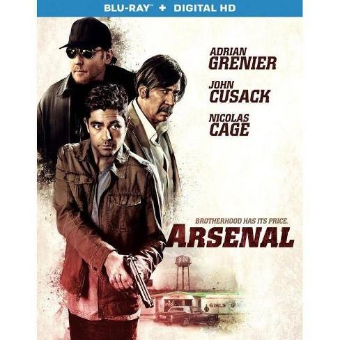 Arsenal (Blu-ray)(2017) - image 1 of 1
