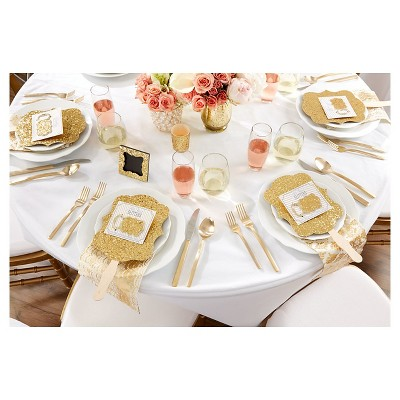 Gold Glam Wedding Collection