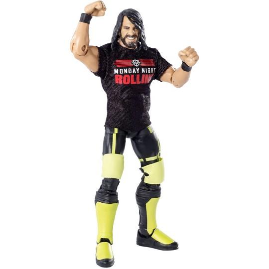 WWE Elite Collection Top Picks Seth Rollins Figure image number null