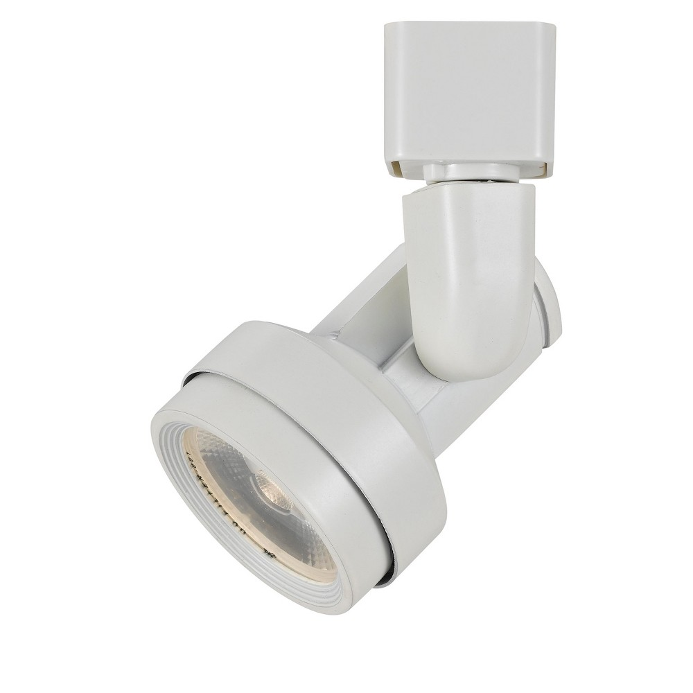 Dimmable Integrated Led Track Fixture White 2 Ceiling lights - Cal Lighting