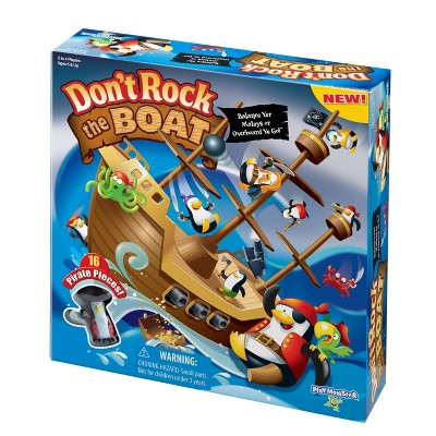 Don't Rock the Board Game
