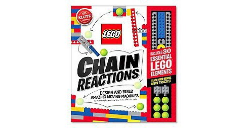 Lego Chain Reactions (Paperback) (Pat Murphy) - image 1 of 2