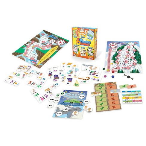 Junior Learning® Phonics Games 6ct - image 1 of 2