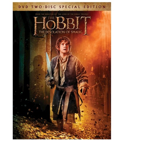 The Hobbit: The Desolation of Smaug (2 Discs) (UltraViolet) (dvd_video)