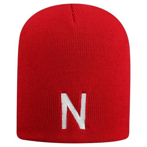 75134e6651481c NCAA Nebraska Cornhuskers Beanie Hat : Target