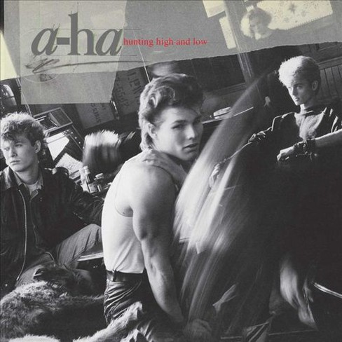 A-ha - Hunting high & low (CD) - image 1 of 1
