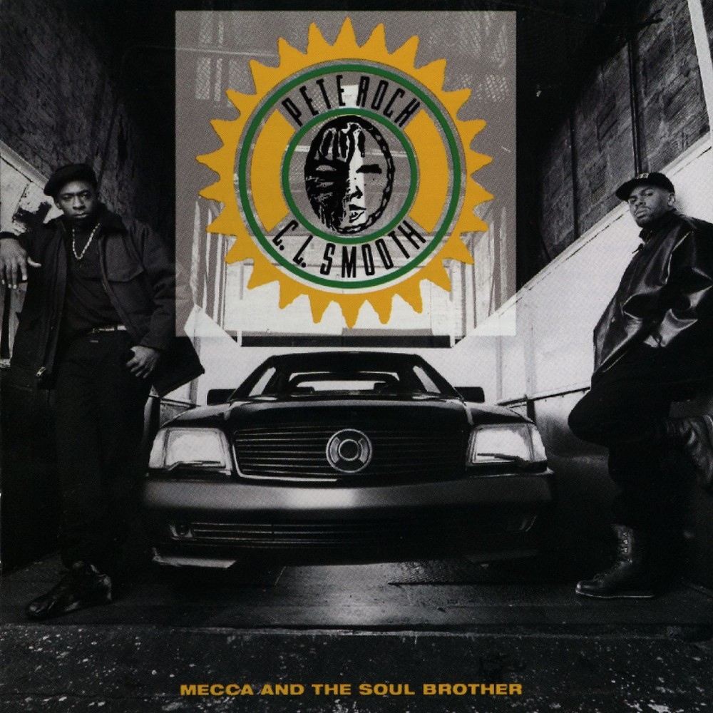 Pete Rock - Mecca And The Soul Brother (Vinyl)