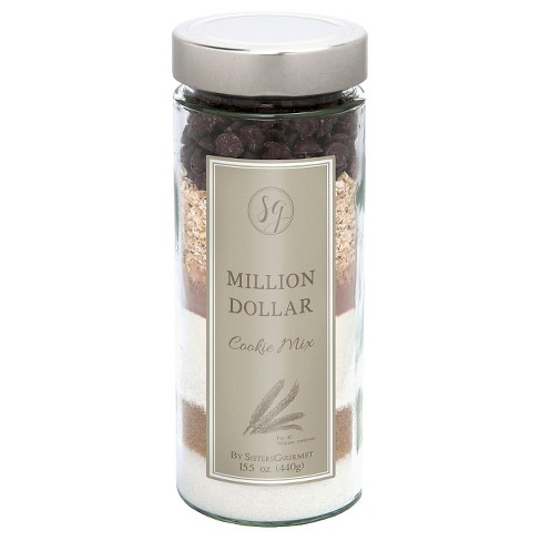 Sister's Gourmet Million Dollar Cookie Mix - 15.5 oz - image 1 of 1