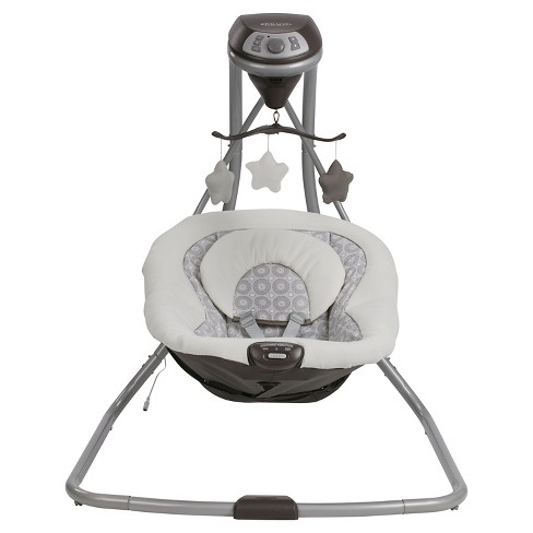 faf0154fabe Graco Simple Sway Abbington Baby Swing   Target