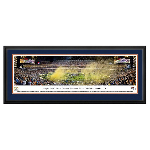 NFL Champions Blakeway Stadium View Deluxe Framed Wall Art - image 1 of 1