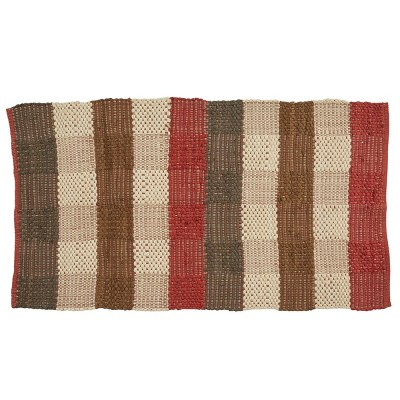 3'x5' Rectangle Accent Rug Multicolored - Park Designs