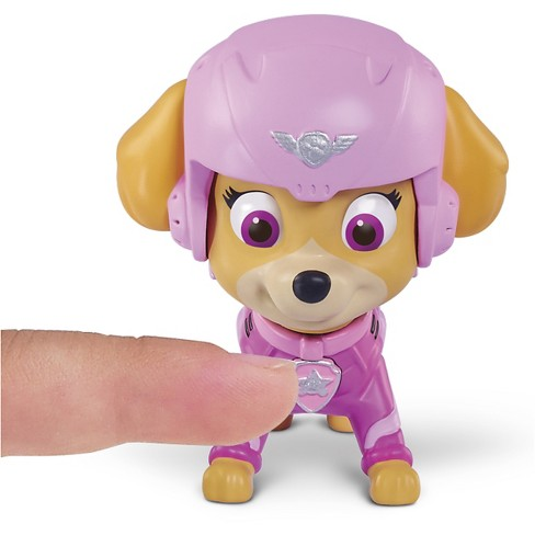 Paw Patrol - Air Rescue Skye, Pup Pack and Badge