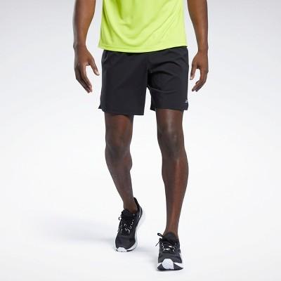 Reebok Running Woven Shorts Mens Athletic Shorts