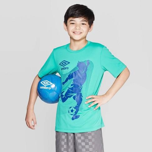 Umbro Boys' Graphic Tech T-Shirt - image 1 of 3