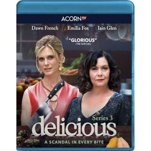Delicious: Series 3 (Blu-ray) - image 1 of 1