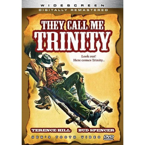 They Call Me Trinity (DVD) - image 1 of 1