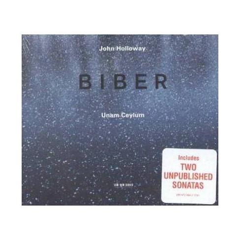 John Holloway - Biber:Unam Ceylum (CD) - image 1 of 1