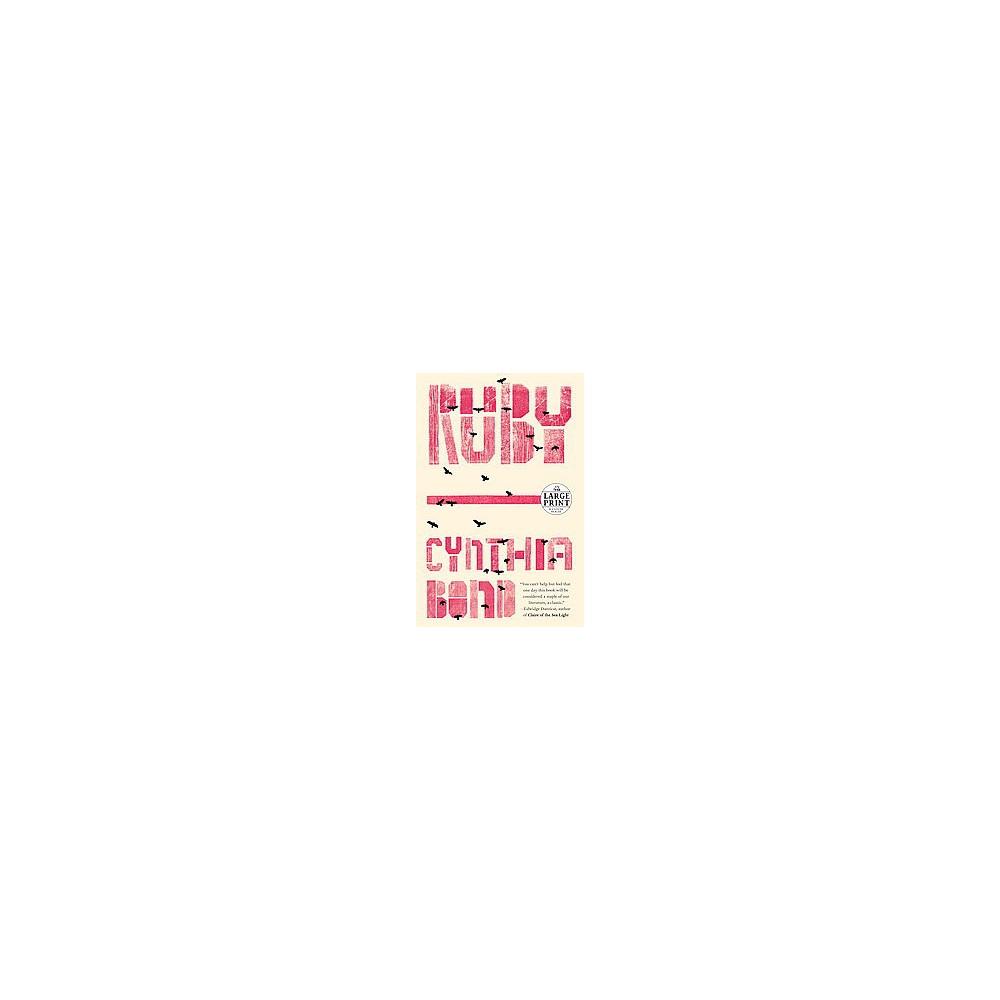 Ruby ( Oprahs Book Club 2.0) (Large Print) (Paperback)
