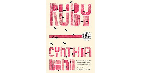 Ruby ( Oprahs Book Club 2.0) (Large Print) (Paperback) - image 1 of 1