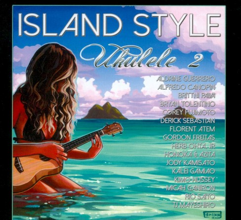 Various Artists - Island Style Ukulele, Vol. 2 (CD) - image 1 of 1